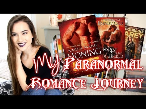 My Paranormal Romance Journey & Favorites