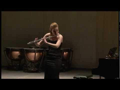Paganini Caprice No. 23 flute