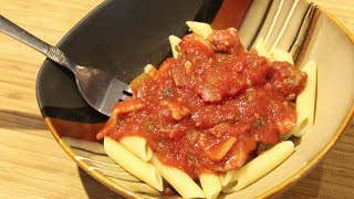 Sauce/meat Lovers Sauce With Penne Recipe/cheryls Home Cooking/episode 271