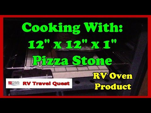 RV Cooking with an 12