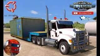 American Truck Simulator (1.36)   Custom mack granite 1.36x DLC Washington State Delivery by SCS Software Jazzycat Trailer + DLC's & Mods http://www.modhub.us/american-truck-simulator-mods/custom-mack-granite-1-36/  Support me please thanks Support me eco
