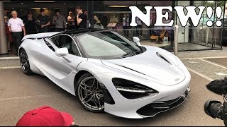 COLLECTING TGE's McLaren 720s: LIVE STREAM