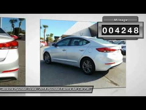 2018 Hyundai Elantra Ocala Florida Y3743