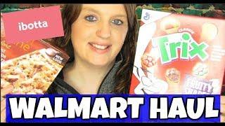 Walmart Ibotta Haul February 18th 2019