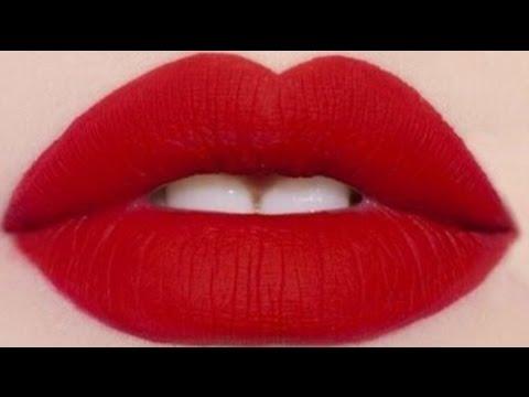 Como hacer pintalabios o labiales mate super f cil y for Pintalabios granate oscuro mate