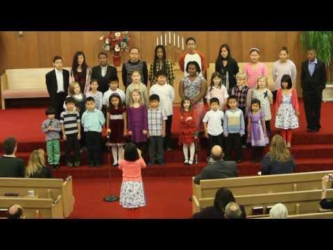 Alpine Christian School Special Music Nov 16, 2013 at Rockford SDA Church