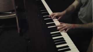 Zero No Tsukaima - I Say Yes (Wedding Version) - Piano Solo