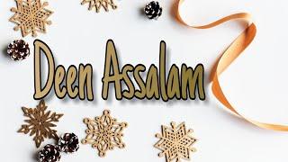 Download Lagu Story WA Deen Assalam [Cover Sabyan Gambus] Mp3