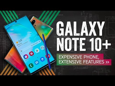 Galaxy Note 10+ Review: Samsung Phones In A Winner