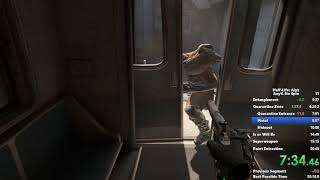 Half-Life: Alyx - 27:53 Any% No Spin Speedrun (WR)