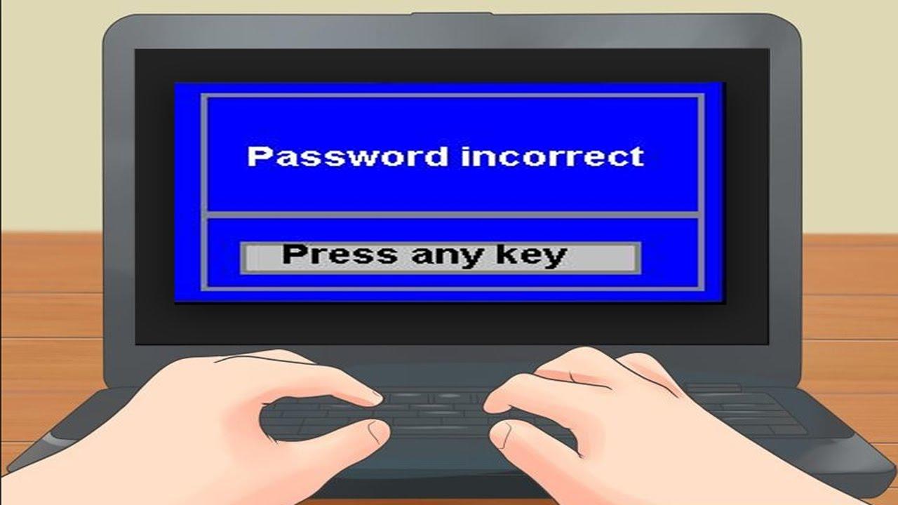 cara reset password bios laptop asus x453m