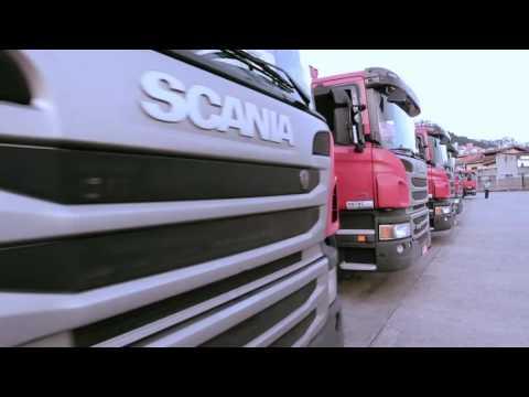 5 Anos de Semipesados Scania