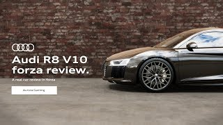 2016 Audi R8 V10 Plus | Forza Car Review