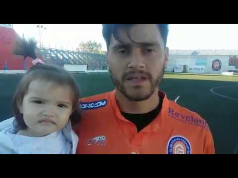Diario Río Negro | Habla Nicolás Trecco, autor de dos goles para el Depo