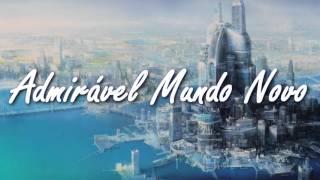 ADMIRÁVEL MUNDO NOVO (HANDLEBARS REMIX) - RAP - VEDA #30