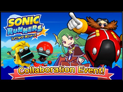 Sonic Runners [Android / Version 1.0.4t] - Puyo Puyo Quest Event #03