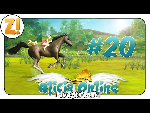 Alicia Online: 30°C und Level 30? #20 | Let's Play [DEUTSCH]
