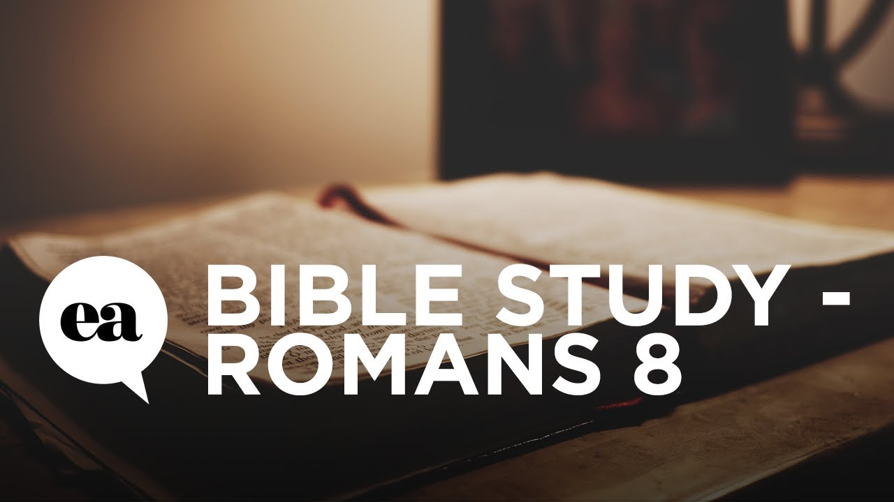 Bible Study - Romans 8 | Joyce Meyer