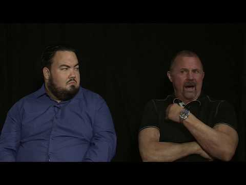 FrightFest 2017 - To Hell And Back interview with Derek Dennis Herbert & Kane Hodder
