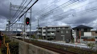 【近鉄】五位堂研修車庫からVX06+EW51を撮る