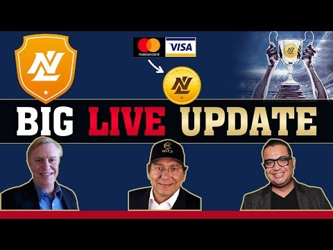 NLC2: BIG LIVE UPDATE - No Limit Coin and Fantasy Sports
