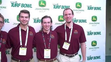 2019 GCSAA Collegiate Turf Bowl Presented by John Deere
