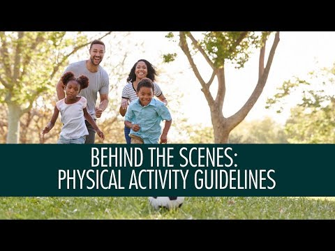 Behind the Scenes of ACSM's Collection of Scientific Pronouncements | Physical Activity Guidelines