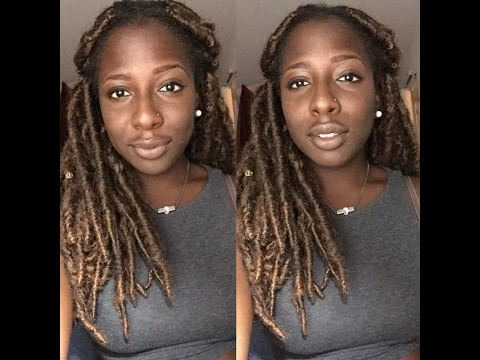 5 Easy Quick Go To Faux Loc Styles That Anyone Can Do