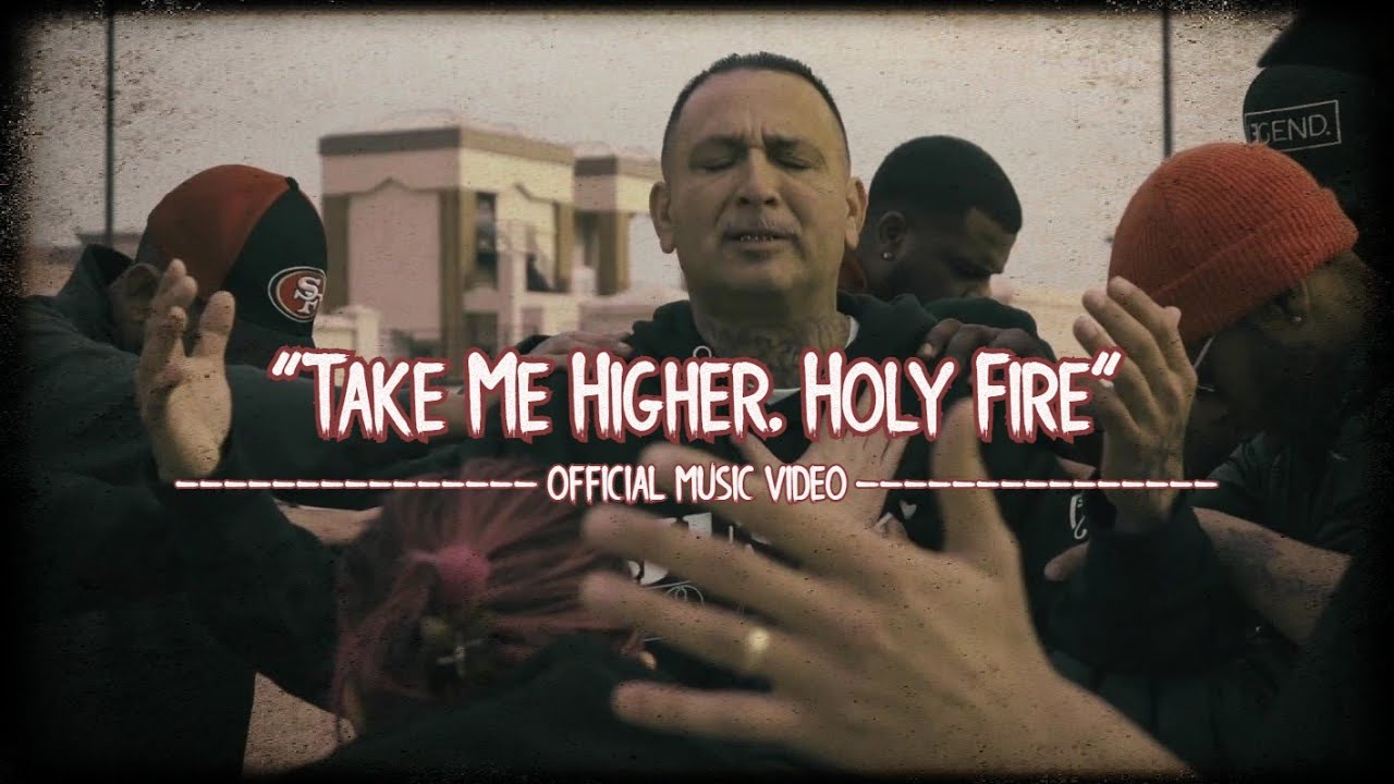 "Christian Rap | Brother Jesse - ""Take Me Higher, Holy Fire"" 