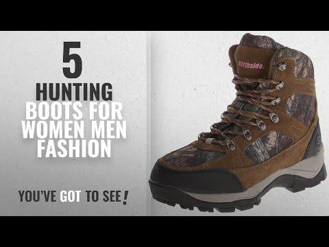 Top 10 Hunting Boots For Women [Men Fashion Winter 2018 ]: Northside Women's Abilene 400 Hunting
