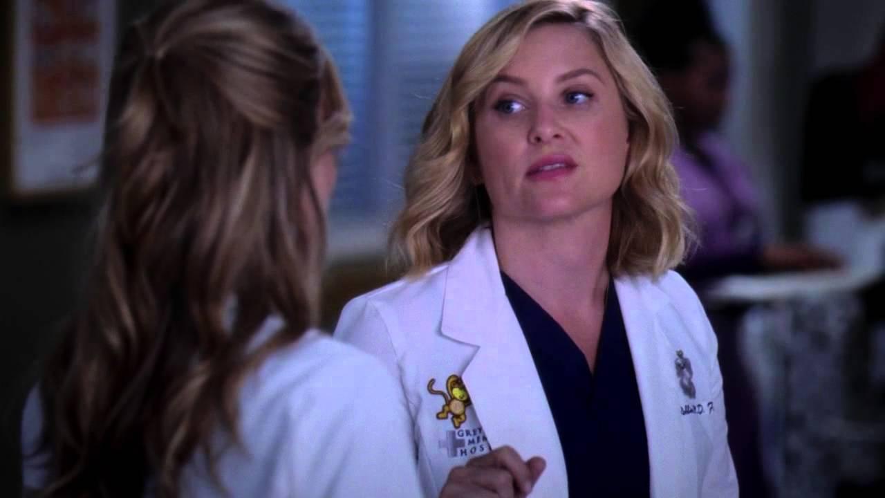 Arizona And Leah Greys Anatomy S10 Part 2 Youtube