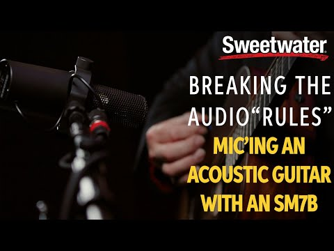 "Breaking the Audio ""Rules"" 