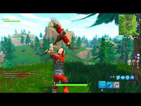 *NEW* DRAGON AXE FORTNITE PICKAXE SOUND EFFECTS AND GAMEPLAY! @LYCANPHILLY