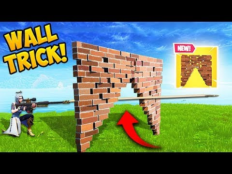 *EPIC* TRIANGLE WALL EDIT TRICK! - Fortnite Funny Fails and WTF Moments! #439