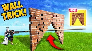 EPIC TRIANGLE WALL EDIT TRICK - Fortnite Funny Fails and WTF Moments 439