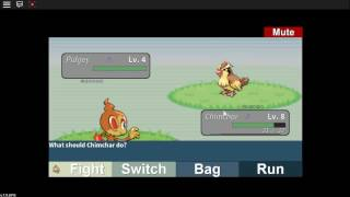 Cómo... Obtener un buen entrante ? ROBLOX Pokemon del proyecto