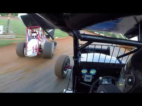 Heat Race #2 Bloomington Speedway 8 18 17