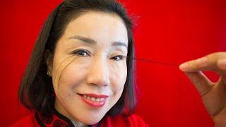 This Woman Has the World's Longest Eyelashes