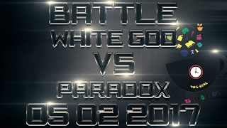 ПМV longHalf battle #2 (Сезон II): Paradox VS White God
