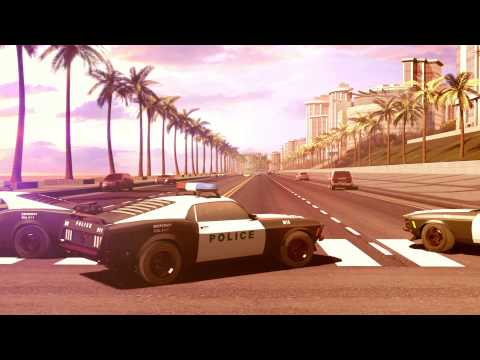 Asphalt Overdrive - CGI Trailer
