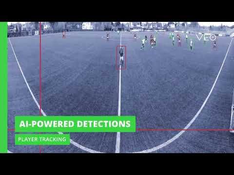 Veo, AI camera for soccer recording