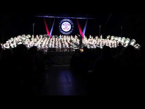 Buckeye Demo Instrumentation of Buckeye Battle Cry Ohio State Marching Band Concert 11 12 2015