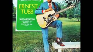 Watch Ernest Tubb I Never Had The One I Wanted video