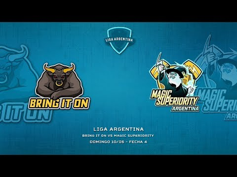 BIO ESPORTS VS MAGIC SUPERIORITY | LIGA ARGENTINA | FECHA 4 | CLASH ROYALE