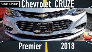 Chevrolet Cruze 2018 Premier