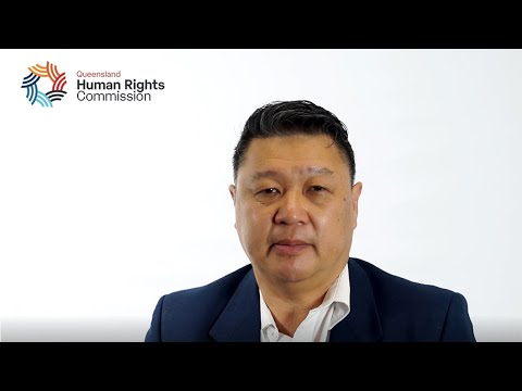 #HRM2019: Multicultural Australia's Peter Forday On The Difference The Human Rights Act Will Make.
