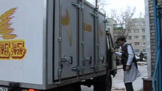 УАЗ -- 330365 «Хлебовозка»