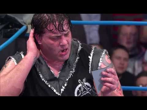 Monster's Ball: Abyss vs. Eric Young (February 6, 2014)
