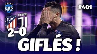 Atlético vs Juventus (2-0) LIGUE DES CHAMPIONS - Débrief / Replay #401 - #CD5