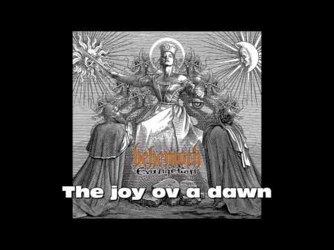 Behemoth - Ov Fire and The Void (Karaoke Video)